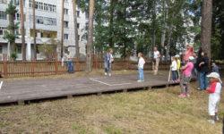 играем в «Городки»