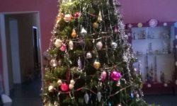 новогодняя елка в Детском музее