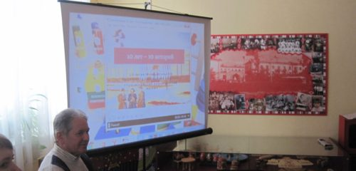 Презентация о работе Краснокамского краеведческого музея за 10 лет
