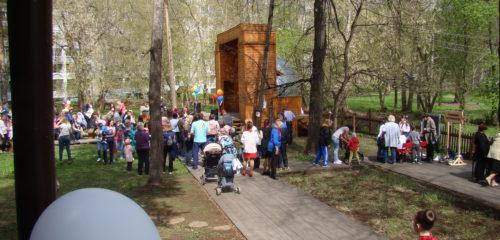 Гости и участники фестиваля